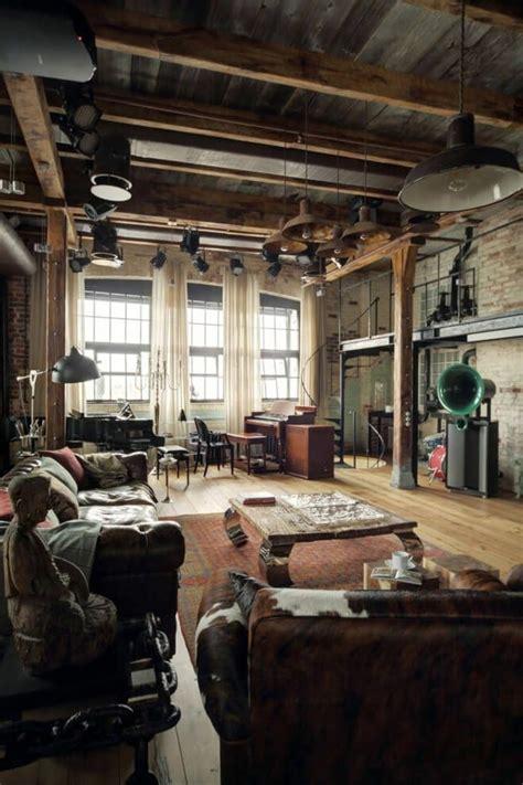 Style Industriel Salon by Style Industriel Canape Cuir Industriel Canape Style