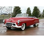 All American Classic Cars 1950 Oldsmobile 98 DeLuxe 2