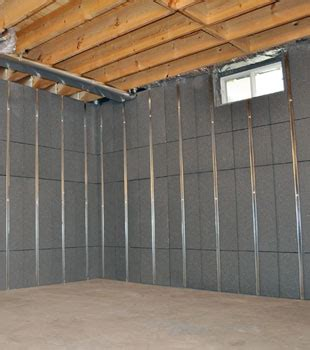 basement to beautiful insulated wall panels in