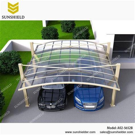 Aluminum Carport Designs by Cantilever Carport Kits Aluminum Car Parking Shed
