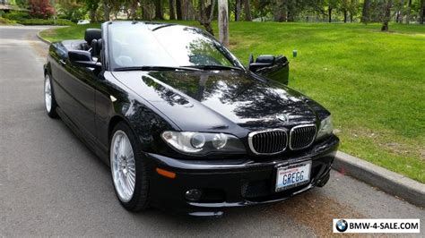 2006 bmw 3 series convertible for sale in united states