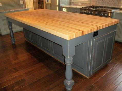 1000 ideas about butcher block island on butcher