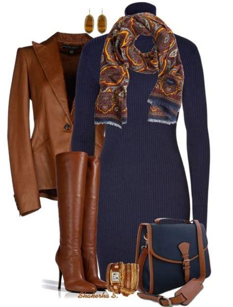 2in1carters Grey Orange Polka Dress Dan Cardigan brown sweater dress with boots www imgkid the image kid has it