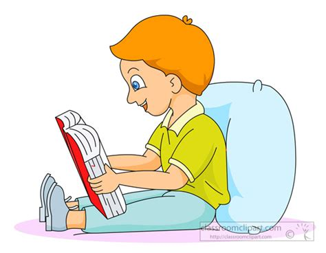 how to read a book in bed read book in bed clipart