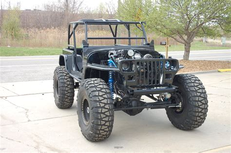 Jeep Ls Wounded Warrior Jeep Packs Supercharged 5 3 Ls Punch Lsx