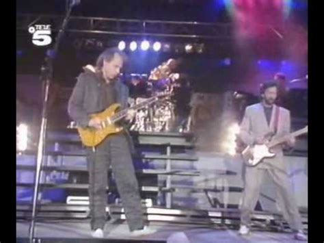 sultans of swing clapton dire straits eric clapton sultans of swing live mv