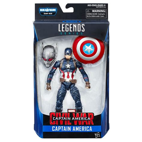 Captain America Marvel America 1 toyzmag 187 marvel legends captain america civil war
