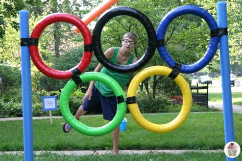 backyard olympic invitations invitations ideas
