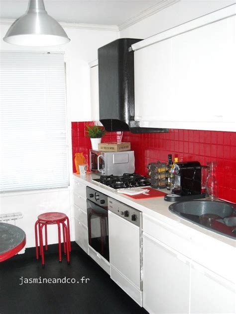 cuisine noir blanc d 233 co cuisine noir blanc