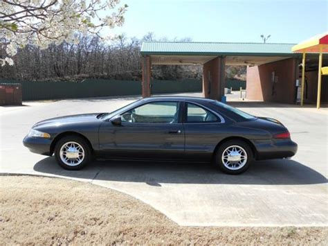 how to sell used cars 1998 lincoln mark viii seat position control purchase used 1998 lincoln mark viii lsc 39000 miles in oklahoma city oklahoma united states