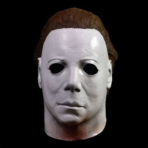 mike myers halloween face michael myers halloween ii elrod mask official trick or