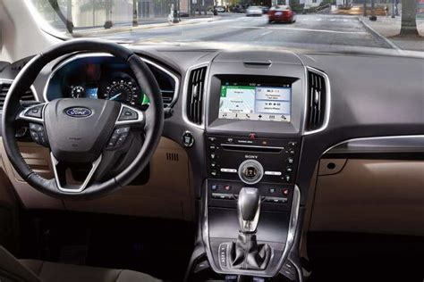 Ford Edge Interior Colors by 2017 Ford 174 Edge Suv Photos Colors 360 176 Views Ford