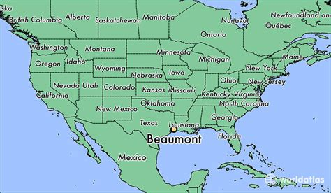 beaumont texas map where is beaumont tx where is beaumont tx located in the world beaumont map worldatlas