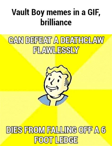 vault boy meme 100 images vault boy implying face