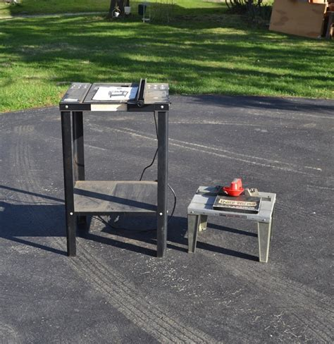circular saw and table circular saw table and craftsman router table ebth