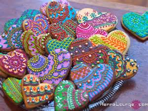 colorful cookies sweet things henna lounge