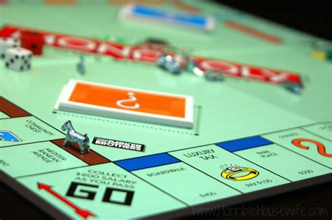 Play Monopoly Win Real Money - how to win monopoly the unethical housewife way horrible housewife