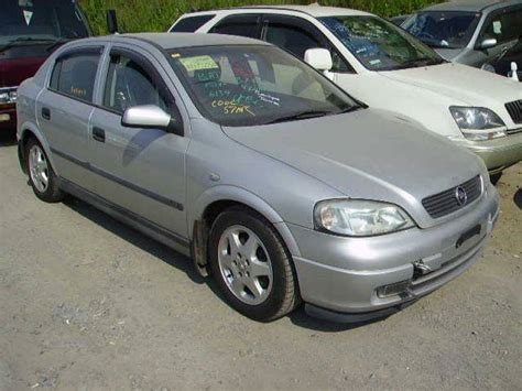opel astra 2001 2001 opel astra pictures 1800cc gasoline ff automatic