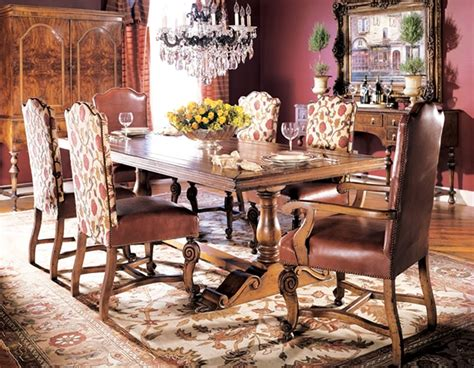 tuscan dining room table tuscan dining room sets alliancemv com