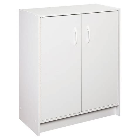 closetmaid storage cabinet white target
