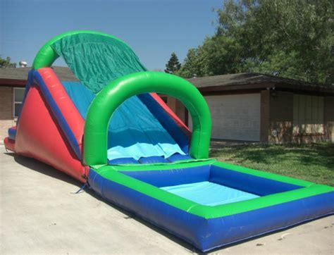 backyard slides 12ft backyard wet slide