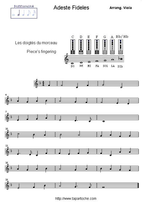 la marcia di topolino testo adeste fideles flauto dolce