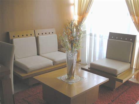 penataan ruang tamu minimalis mebel jati jepara furniture minimalis murah