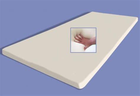 harte matratze gel gelschaum matratzenauflage quot relax quot h 246 he 4 5 7 cm