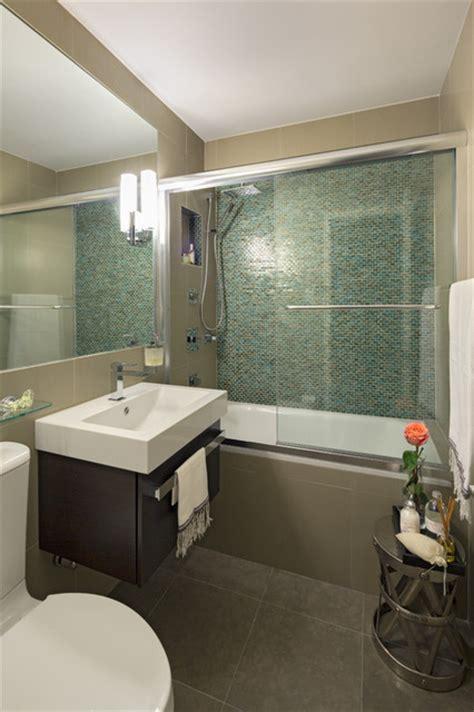 Apartment Renovation in Manhattan   Modern   Bathroom