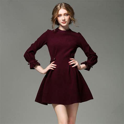 qu vino con este 17 mejores ideas sobre vestidos color vino cortos en vestidos vino vestidos de
