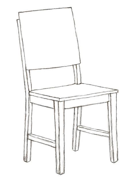 stuhl zeichnung 4 3 ein stuhl gimp werkstatt
