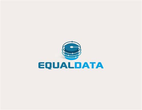 data pattern logo software company logo design spellbrand 174