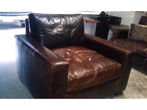 Restoration Hardware Recliner Restoration Hardware Furniture Outlet Restoration Hardware Brown Leather Loveseat And