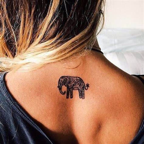 small tattoo for back of neck 83 attractive back designs for