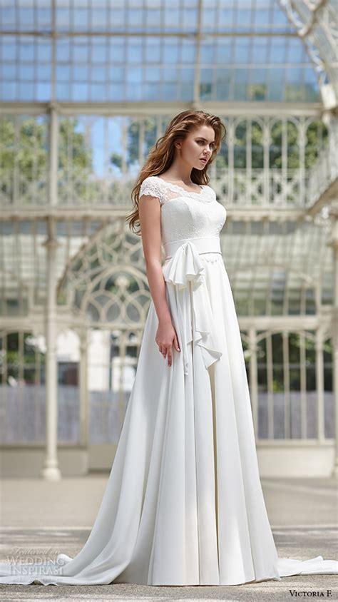 victoria   wedding dresses pura eleganza bridal collection wedding inspirasi