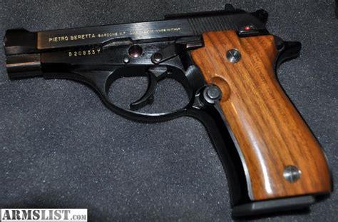 beretta 380 model 84 armslist for sale trade mint beretta 380 model 84