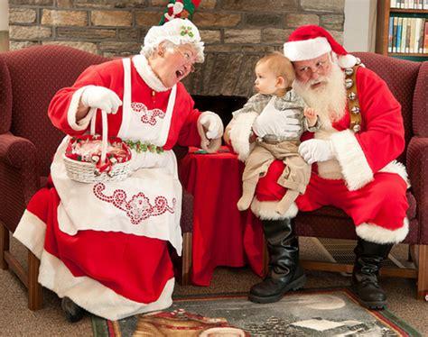 patrick meets santa   claus  sherree patrick