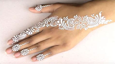 henna tattoo hand white 25 best ideas about gold henna on gold