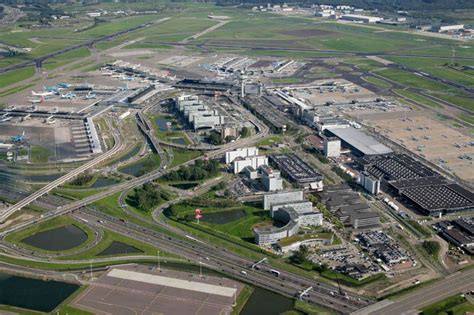 schiphol airport visuals schiphol airport masterplan projects kcap