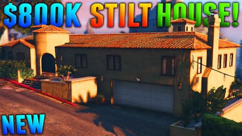 houses online gta online most expensive stilt house 800k stilt