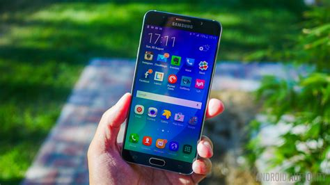 Second Samsung Galaxy galaxy note 5 and s6 edge plus get january security update