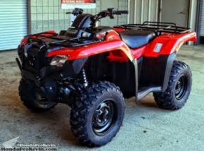 420 Honda Rancher 2016 Rancher 420 Dct Irs Eps Atv Review Specs Price