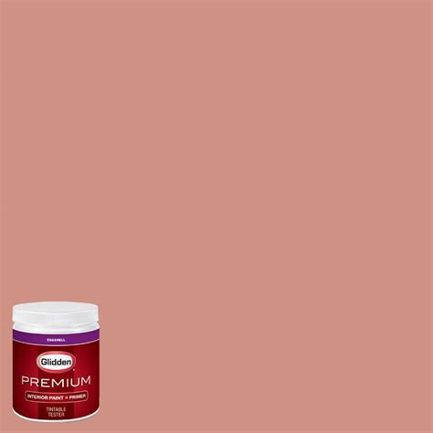 glidden premium 8 oz hdgo07u faded eggshell interior paint with primer tester hdgo07up