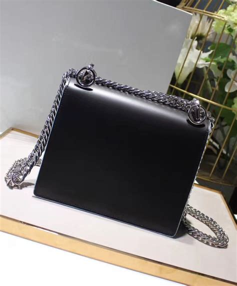 Mini Clutch Fendi Premium Quality replica fendi kan i mini bag 8m0381 black 5404 buy items best quality replica hermes