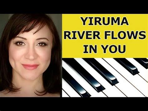 youtube tutorial river flows in you river flows in you yiruma 이루마 piano tutorial yt