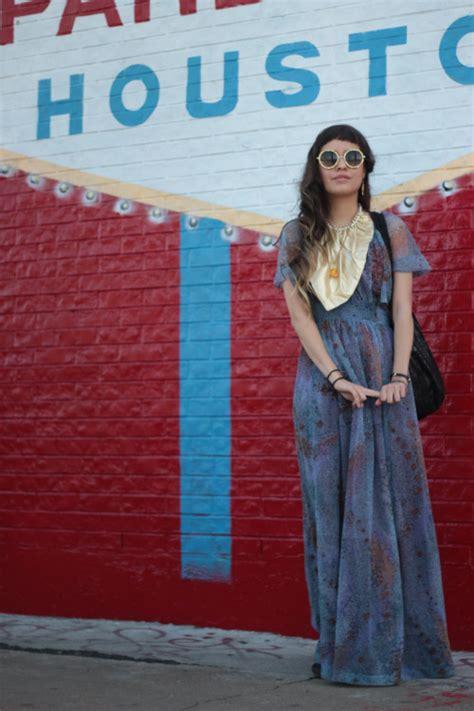 Zahira Dress 1 zahira gutierrez outside of leopard lounge vintage clothing houston tx moccasins