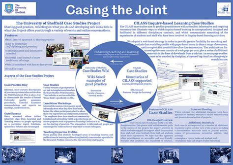 mast powerpoint poster template ltea conference poster casing the joint flickr photo