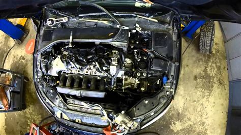 car engine repair manual 2007 volvo s80 electronic toll collection portland volvo master tech does an s80 engine replacement in under 3 mins youtube