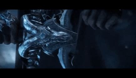 lich king gifs find on arthas gifs find make gfycat gifs