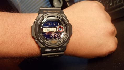 Casio G Shock Glx 150 G Lide 1 casio g shock glx 150 1 g lide photos and specifications glx150 1 archive